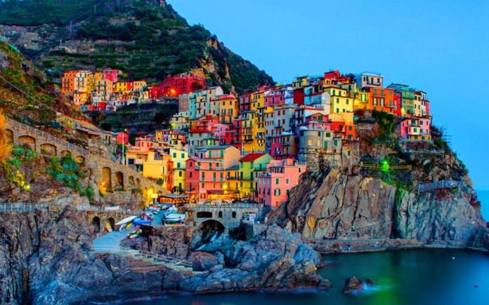 Militur Viagens, Agência viagens Porto Alegre, turismo, circuitos europeus, lua de mel na Europa, La Spezia, Cinque Terre, Riviera, Lígure